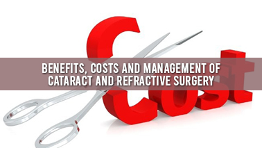 Peers Alley Media: Benefits, Costs Management of Cataract and Refractive Surgery