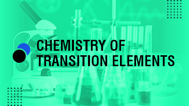Peers Alley Media: Chemistry of Transition Elements