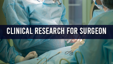 Peers Alley Media: Clinical Research for Surgeon