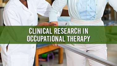 Peers Alley Media: Clinical Research in occupational therapy