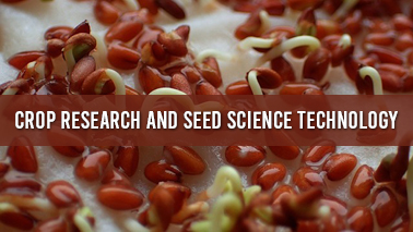 Peers Alley Media: Crop Research and Seed Science Technology