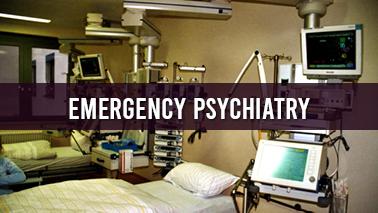 Peers Alley Media: Emergency Psychiatry