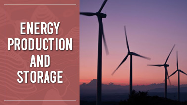 Peers Alley Media: Energy Production and Storage
