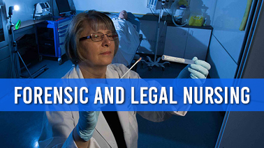 Peers Alley Media: Forensic and Legal Nursing