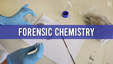 Peers Alley Media: Forensic Chemistry