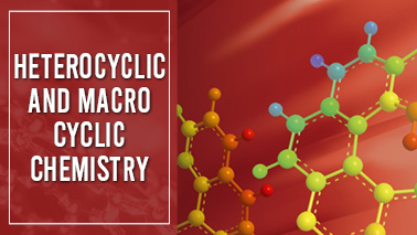 Peers Alley Media: Heterocyclic and Macro cyclic Chemistry