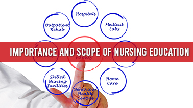 Peers Alley Media: Importance and scope of Nursing Education