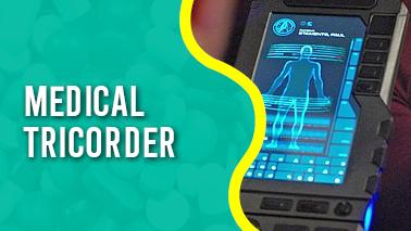 Peers Alley Media: Medical Tricorder