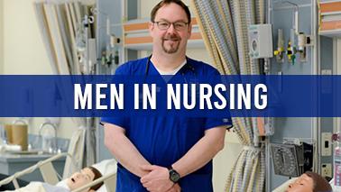 Peers Alley Media: Men in Nursing