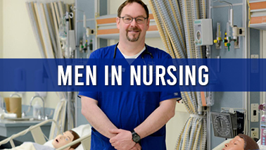 Peers Alley Media: Men in Nursing
