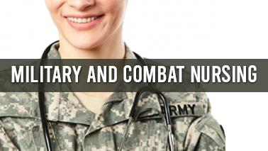 Peers Alley Media: Military and Combat Nursing