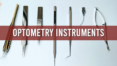 Peers Alley Media: Optometry Instruments