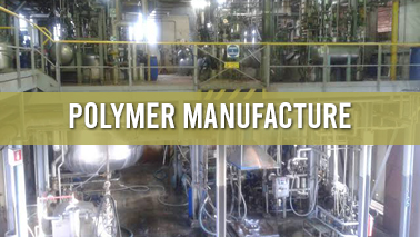 Peers Alley Media: Polymer Manufacture