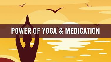 Peers Alley Media: Power of Yoga  Medication
