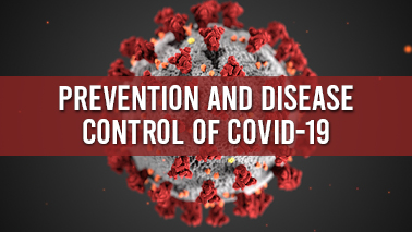 Peers Alley Media: Prevention and disease control of COVID-19