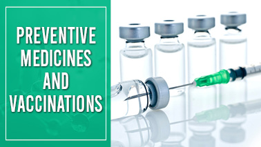 Peers Alley Media: Preventive Medicines and Vaccinations