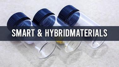 Peers Alley Media: Smart  Hybrid Materials