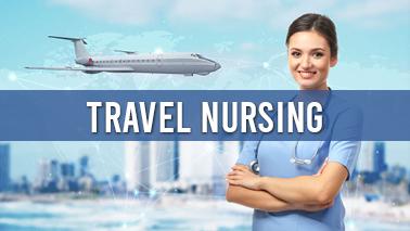 Peers Alley Media: Travel Nursing