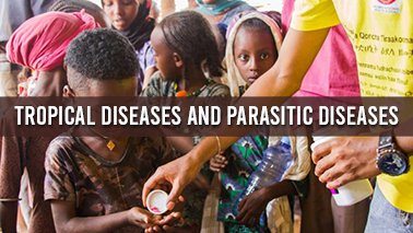 Peers Alley Media: Tropical Diseases and Parasitic Diseases